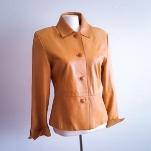 Danier Ultra Soft Ladies Leather Jacket